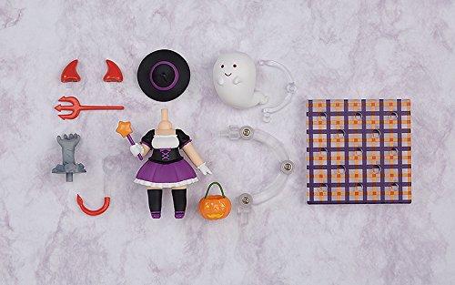 Good Smile Company G93074 Nendoroid More Halloween Set Female Version Playset