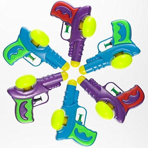 Kids Water Shooter Squirt Gun 5 inch (24 guns)
