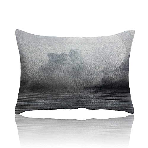 Anyangeight Moon Small Pillowcase Misty Air in The