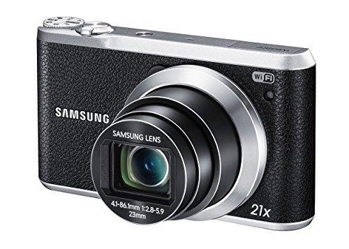 Samsung Smart Camera EC-WB380FBPBUS 16.3 MP