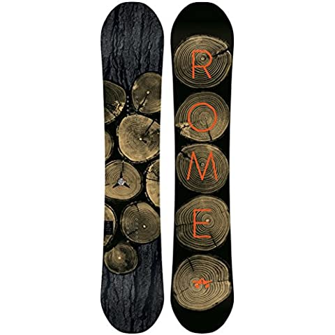 Rome 2016 Brigade Snowboard - Matrix All Terrain Snowboard