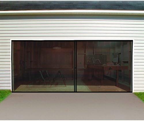 Protector de puerta de garaje doble de TNM por desconocido: Amazon.es: Hogar