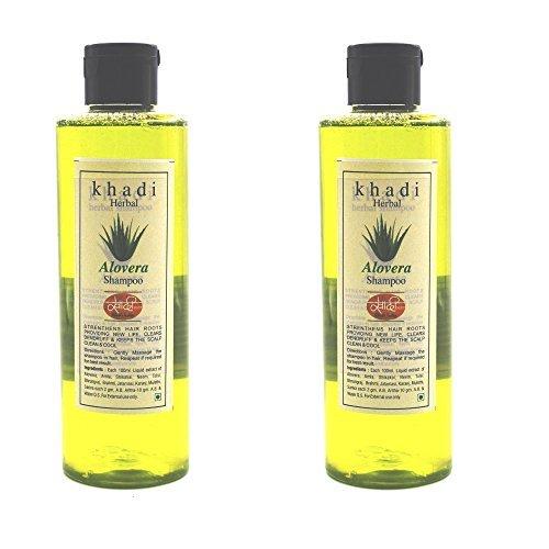 Khadi Herbal Aloe Vera Shampoo  by Avyakt Pharma