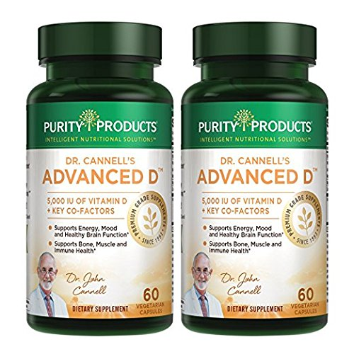 Dr. Cannell's Advanced D - Vitamin D Super Formula - Purity Products (2)