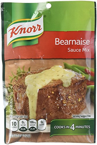 Knorr Bearnaise Sauce Mix, 0.9 oz (Pack of 2)