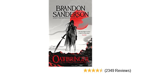 Oathbringer: The Stormlight Archive Book Three - Kindle