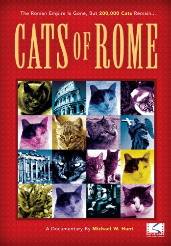 Cats Of Rome - Michael Burberry