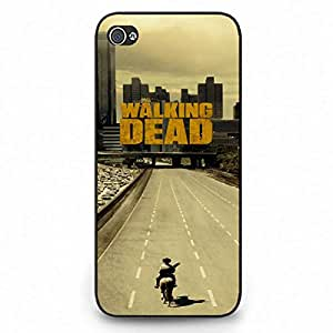 the walking dead the walking dead phone case 073 Iphone 5C case durable phone case cover for Iphone 5C