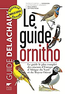 "Afficher ""Le guide ornitho"""