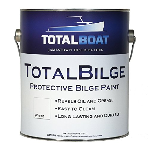 TotalBoat TotalBilge Paint White Gallon