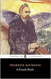 A Nietzsche Reader (Classics): Amazon.es: Nietzsche, Friedrich, Hollingdale, R. J.: Libros en idiomas extranjeros
