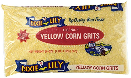 (Dixie Lily Yellow Corn Grits )