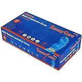 1000 SunnyCare #8201 Blue Nitrile Medical Exam