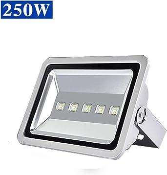 250W impermeable IP67 luces de seguridad al aire libre luz del ...