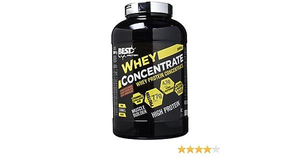 Best Protein Whey - Proteína en polvo, sabor chocolate - 2000 gr: Amazon.es: Salud y cuidado personal