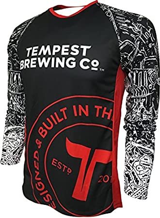 thecyclejersey Tempest Brew Co Enduro Jersey  Amazon.co.uk  Sports ... 13821df11