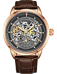 Men's 133.3345K54 Executive Automatic Self Wind Skeleton...