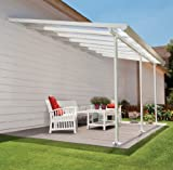 Palram Feria Patio Cover 10' x 14' White
