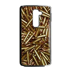 Canting_Good Weapons bullets Custom Case Shell Skin for LG G2