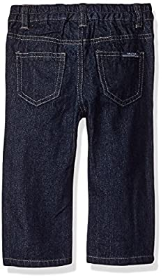 Nautica Baby Boys' Three Piece Fleece Set with Full Zip Hoodie, Long Sleeve Tee and Denim Jean by Nautica Children's Apparel that we recomend personally.