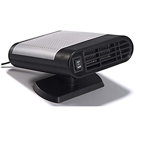 Oyamihin Mini Portátil Enchufe Eléctrico Práctico Calentador de Aire Calentador eléctrico Cuadrado Habitación Ventilador Estufa Calentador