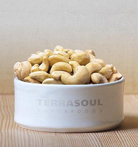 Terrasoul Superfoods Organic Raw Whole Cashews, 32 oz./2lb