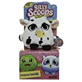 Series One Silly Scoops Plush Toy with Surprise Plush - Cookies 'N Cream Cow