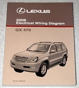2006 lexus gx470 electrical wiring diagram (uzj120 series  lexus gx wiring diagram wiring diagram