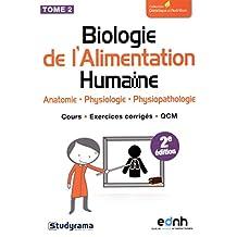 Biologie de l'alimentation humaine 02  2e édition