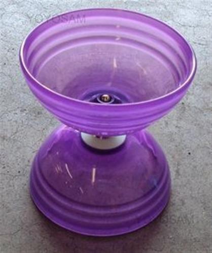 Sundia Shining Series Diabolo - Crystal Purple