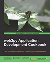 web2py Application Development Cookbook Front Cover