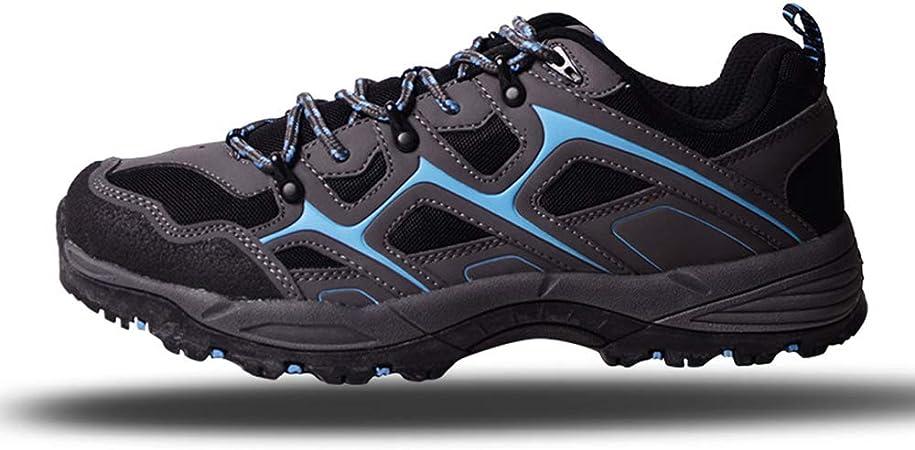 H.L Zapatos de Running de montaña Resistentes al Aire Libre de Alta Resistencia al Desgaste Zapatillas Deportivas Antideslizantes,41: Amazon.es: Hogar
