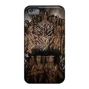 JonBradica Iphone 6plus Bumper Hard Phone Cases Allow Personal Design Colorful Metallica Band Skin [xWR17908CZZu]