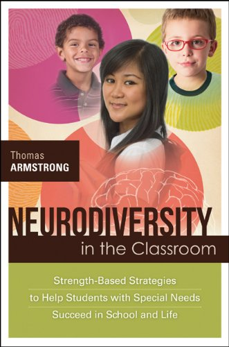 A new concept on human diversity has emerged over the past 10 years that promises to revolutionize the way educators provide services to students with special needs: neurodiversity. Just as we celebrate diversity in nature and cultures...