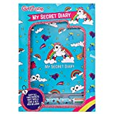 GirlZone: Unicorn Secret Lockable Kids Journal