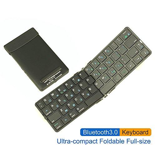 WIZO Ultra thin Portable Foldable Bluetooth