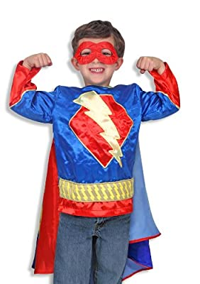 Melissa Doug Super Hero Role Play by Melissa And Doug