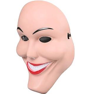 Amazon.com: Gmasking PVC James Horror Anarchy Men Mask ...