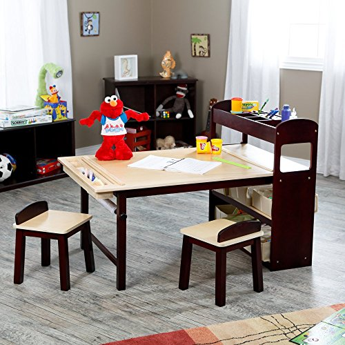 Guidecraft Kids Deluxe Art Center by Guidecraft