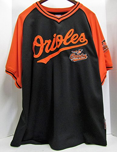 Collectible Baltimore Orioles Jersey Made by Stitches - Adukt Size: 2XL & Preowned (Free Shipping)
