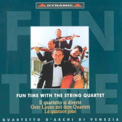 Fun Time with the String Quartet: Gershwin, Et Al