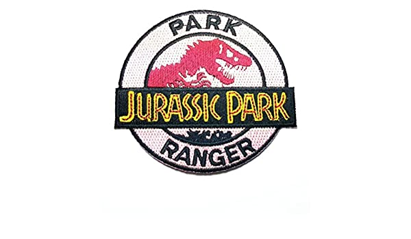 Jurassic Park Visitor Pass Novelty ID Badge Prop Costume Cheapyardsigns