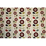 Chess Marigold Onyx Wipe Clean Cotton Oilcloth Tablecloth Matte Finish 200cm x 132cm