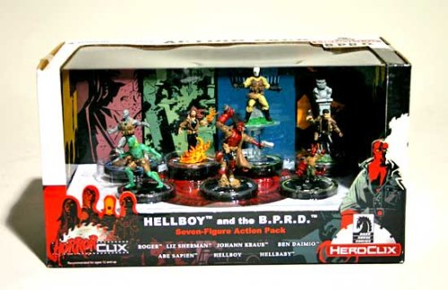Horse Heroclix Hellboy B P R D Action product image