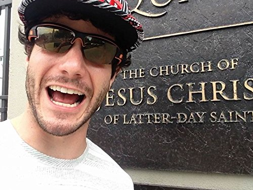 Screwball Salt - Overly Excited Tourist Finds Religion In Salt Lake City