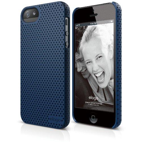 iPhone case elago Breathe Indigo