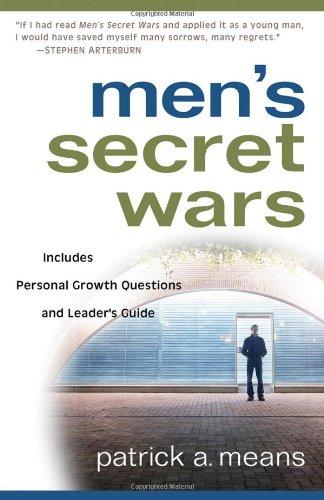 Men's Secret Wars PDF