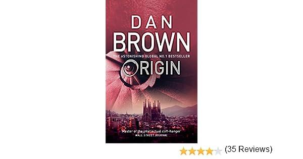 Origin: (Robert Langdon Book 5) Sunday Times bestseller (English ...