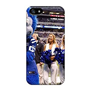 Iphone 5/5s Cover Case - Eco-friendly Packaging(indianapolis Colts Cheerleaders Roster 2013)