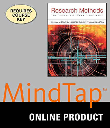 mindtap-psychology-for-trochim-donnelly-aroras-research-methods-the-essential-knowledge-base-2nd-edi